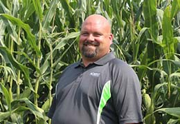 Jay Whalen Seed Specialist with ProHarvest Seeds